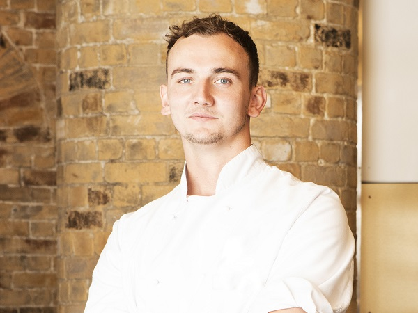 Laurence Henry, current MasterChef: The Professionals winner